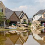 flood insurance on house damage caused by flood